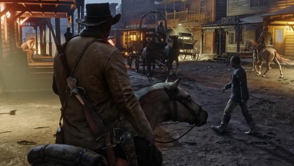 Red Dead Redemption 2 screenshot