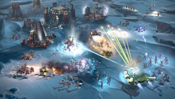 Warhammer 40,000: Dawn of War III screenshot