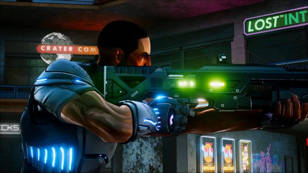 Crackdown 3 screenshot