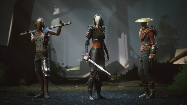 Absolver screenshot