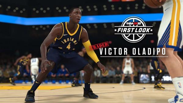 NBA 2K18 screenshot