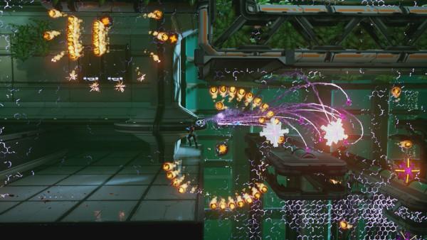 Matterfall screenshot
