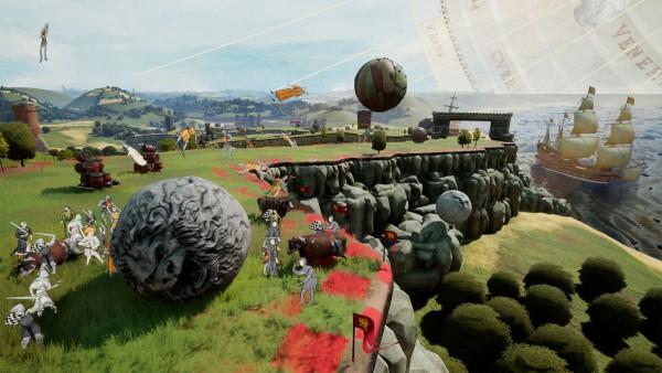 Rock of Ages II: Bigger and Boulder screenshot