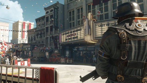 Wolfenstein II: The New Colossus screenshot