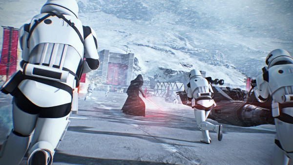 Star Wars Battlefront II screenshot