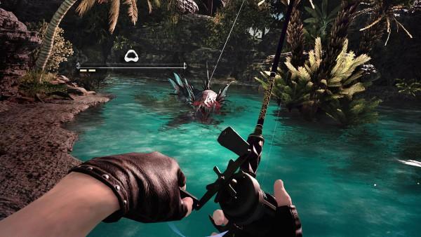 Monster of the Deep: Final Fantasy XV screenshot