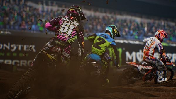 Monster Energy Supercross: The Official Videogame screenshot