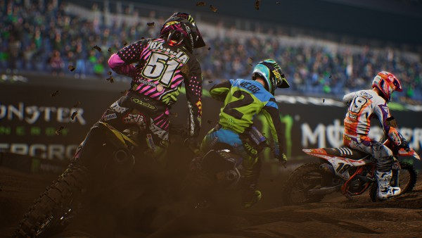 Monster Energy Supercross: The Official Videogame screenshot