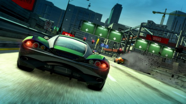 Burnout Paradise Remastered screenshot