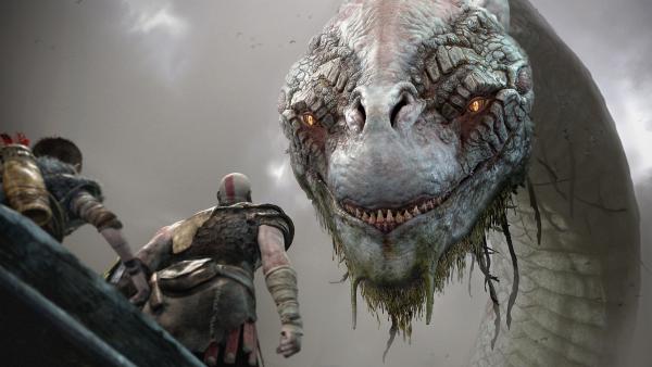 God of War (PS4) screenshot