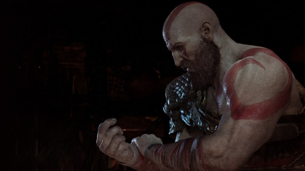 God of War (PS4) screenshot