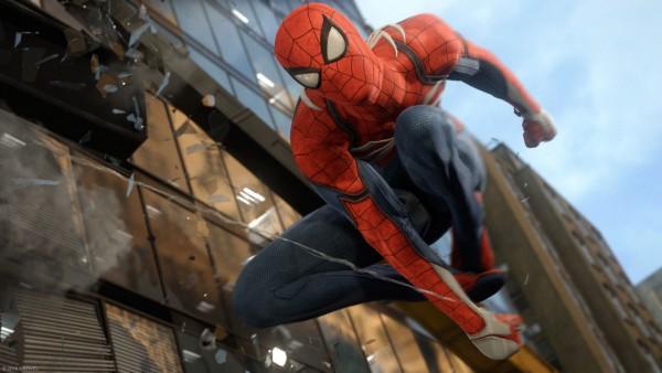 Spider-Man (2018) screenshot