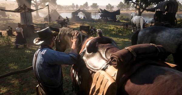 Red Dead Redemption 2 app doet pc-versie vermoeden