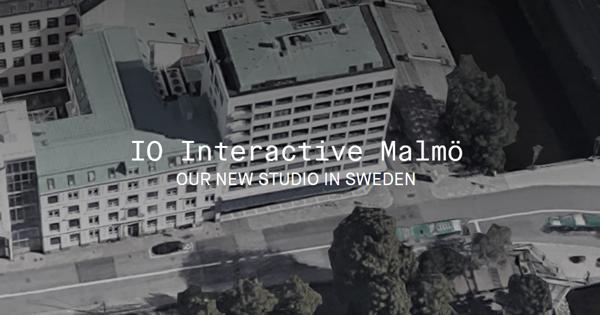 Io interactive opent nieuwe studio