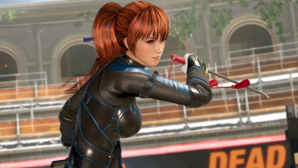 Dead or Alive 6 screenshot