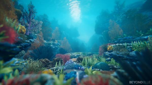 Beyond Blue screenshot