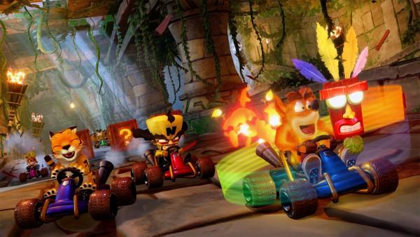 Crash Team Racing Nitro-Fueled screenshot