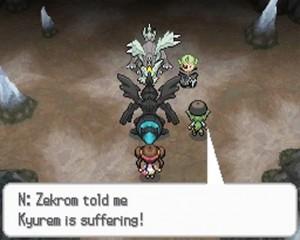 Pokemon Black Version 2 screenshot
