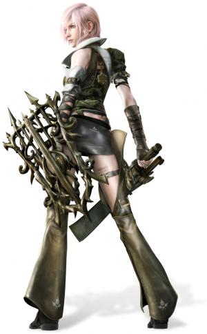 Lightning Returns: Final Fantasy XIII screenshot
