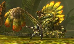 Monster Hunter 4 screenshot