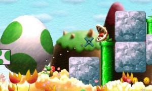 Yoshi's Island screenshot