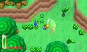 The Legend of Zelda: A Link Between New Worlds screenshot