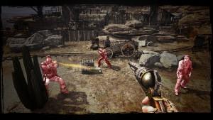 Call of Juarez: Gunslinger screenshot