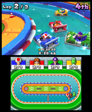 Mario Party: Island Tour screenshot