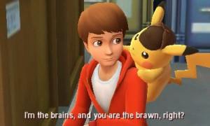 Detective Pikachu screenshot