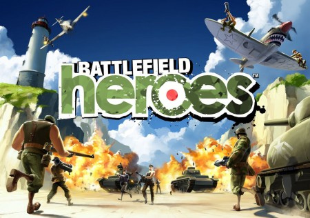 Battlefield Heroes screenshot