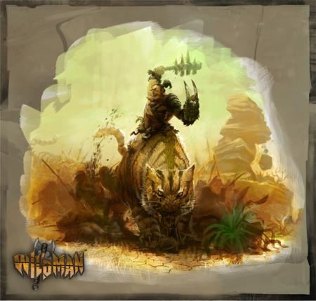 Wildman screenshot