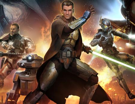 Star Wars: The Old Republic screenshot