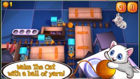 Wake the Cat screenshot
