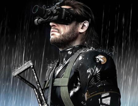 Metal Gear Solid: Ground Zeroes screenshot