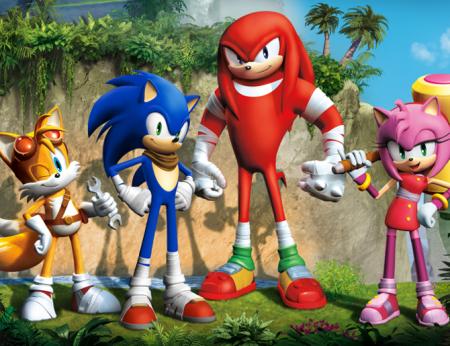 Sonic Boom screenshot