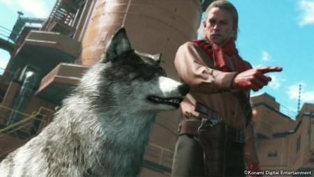 Metal Gear Solid V: The Phantom Pain screenshot