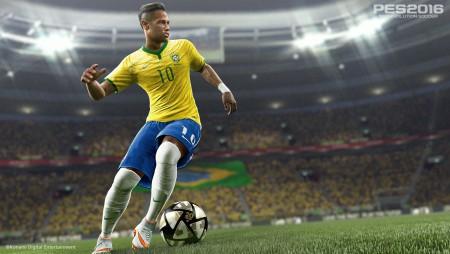 Pro Evolution Soccer 2016 screenshot