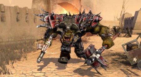 Warhammer 40.000: Dawn of War II - Retribution screenshot