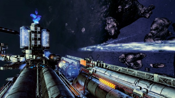 X Rebirth screenshot
