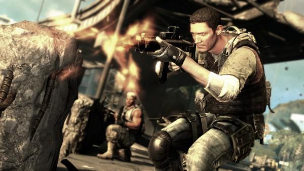 SOCOM: Special Forces screenshot
