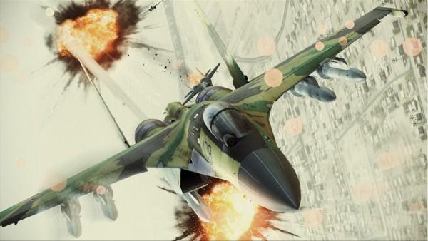 Ace Combat: Assault Horizon screenshot