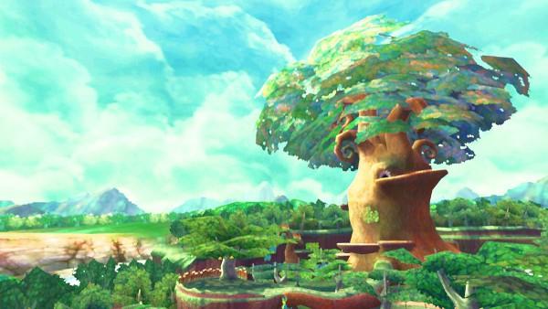 Legend of Zelda: Skyward Sword screenshot