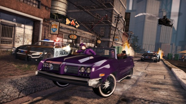 Saints Row: The Third screenshot