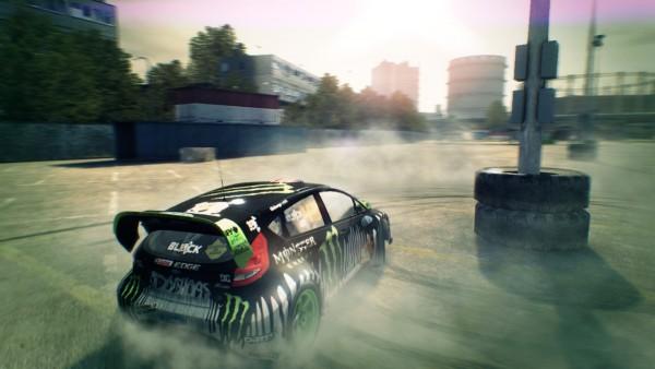 Dirt 3 screenshot