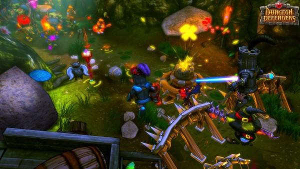 Dungeon Defenders screenshot