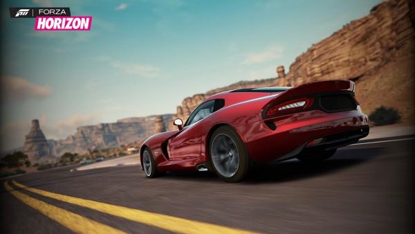 Forza Horizon screenshot