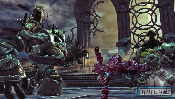 Darksiders II screenshot