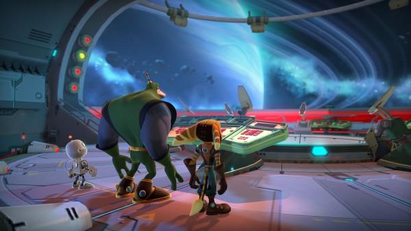 Ratchet & Clank: QForce screenshot