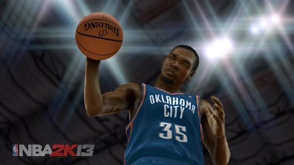NBA 2K13 screenshot