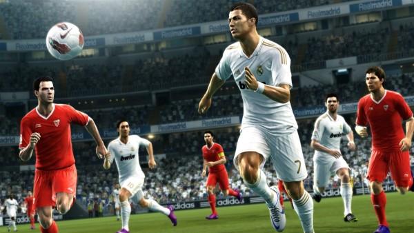 Pro Evolution Soccer 2013 screenshot